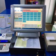 Soluție Software si hardware pentru curățătorie Spalatorie chimica - Solutii business