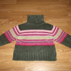 Pulover de iarna pentru fete de 4-5 ani de la palomino, Marime: Masura unica, Culoare: Din imagine
