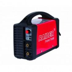 Invertor de sudura 20 - 140 A, 4, 5 kVA, 1, 6 - 4 mm Raider RD-IW16 - Invertor sudura