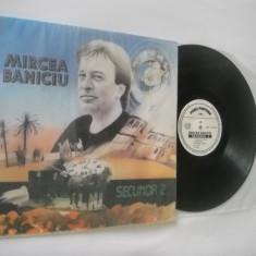 MIRCEA BANICIU(ex PHOENIX): Secunda 2 (1992)vinil, mai raricel, stare VG+ - Muzica Folk Altele
