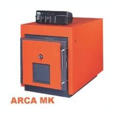 Centrala termica tip cazan din otel Arca MK 70, 68.4 kW