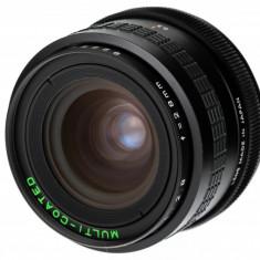 M42 28mm F2.8 MC sn 8226402 pentru Canon Sony Fuji Olympus Panasonic - Obiectiv DSLR Olympus, Wide (grandangular), Manual focus, Canon - EF/EF-S