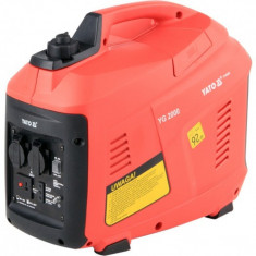 Generator pe Benzina Yato YT-85422, 1600W, 12V, 7.5A - Generator curent