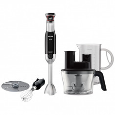 Mixer vertical Philips Avance Collection HR1677/90, 800 W, Viteza variabila, Functie Turbo - Mixere