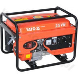 Generator pe benzina Yato YT-85432, 2.5 kW, 10.9 A, 96 dB - Generator curent