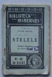 Victor Anestin - Stelele, Notiuni Populare de Astronomie (carte veche)