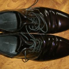 Pantofi superbi HUGO BOSS marimea 41 - Pantofi barbat, Culoare: Din imagine