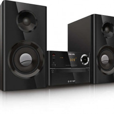 Microsistem muzical Philips BTD2180/12, MP3-CD, 70 W, Dolby Digital - Microsistem audio