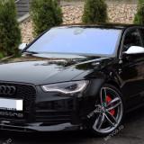 Prelungire spoiler bara fata Audi A6 4G C7 4 ABT Sline S6 Rs6