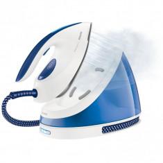 Statie de calcat Philips PerfectCare Viva GC7015/20, Talpa SteamGlide, 2400 W