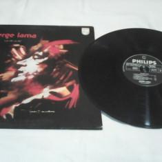 DISC VINIL SERGE LAMA-LA VIE LILAS 1975 STARE EXCELENTA - Muzica Blues