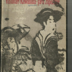 YASUNARI KAWABATA - TARA ZAPEZILOR - Carte poezie