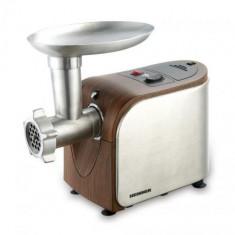 Masina de tocat carne si rosii Heinner MG16TA-WX, 1600W, 86dB