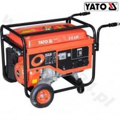 Generator Benzina Yato YT-85434, 25L, 230V, 13.9A, 3.2KW