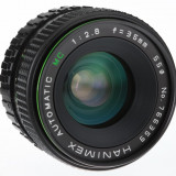 M42 35mm F2.8 sn 766359 pentru Canon Fuji Sony Olympus Panasonic - Obiectiv DSLR Olympus, Standard, Manual focus