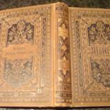 Moliere - Scrieri - volumul 2 - interbelica- in germana, caractere gotice - Carte veche