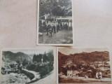 Lot de trei C.P , Olanesti - circulate, Fotografie, Romania de la 1950