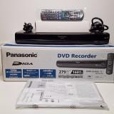 DVD RECORDER PANASONIC HDD NOU