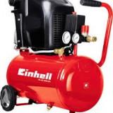 Compresor aer pe ulei Einhell TE-AC 230/24, 24 L, 1500 W - Compresor electric