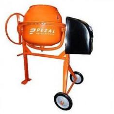 Betoniera Pezal PBZ120B-500W-A 120 L, 370 W, 32 RPM