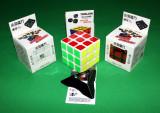 Profesional YJ Sulong - Cub Rubik 3x3x3 - 57mm, Unisex