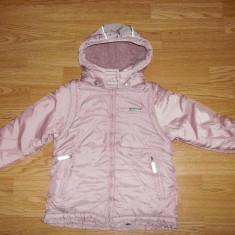 Gceaca cu vesta captusita de iarna pentru fete de 3-4 ani de la pocolino, Marime: Masura unica, Culoare: Din imagine