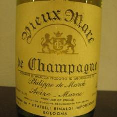 R A R E dieux marc de champagne, felipe de marck, cl 75 gr 42 - Tuica