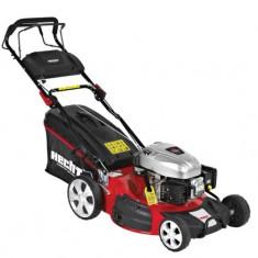 Masina de tuns iarba pe benzina HECHT 553 SW 5 in 1 autopropulsanta, 6 CP - Masina tuns iarba