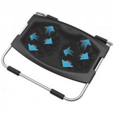 Stand notebook DeepCool 15.4' - aluminiu & otel & plastic, 2* fan, dimensiuni 340.5X311.5X57.5mm, di - Masa Laptop