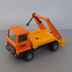 Bedford Skip Truck, Matchbox Super Kings - Macheta auto