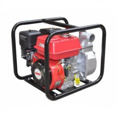 Motopompa cu motor in 4 timpi HECHT 3635, 6, 5 CP - Pompa gradina