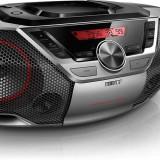 Radio cu CD Philips AZ700T/12, MP3-CD, max. 12 W, Afişaj LCD - Combina audio
