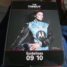 Catalog ceas TISSOT 2009-2010