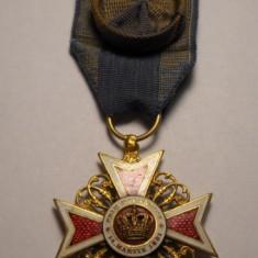 Ordinul Coroana Romaniei Ofiter Superba