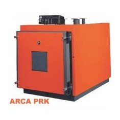 Centrala termica tip cazan din otel Arca PRK 520, 524 kW, Centrale termice pe gaz, Peste 40