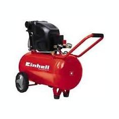 Compresor aer pe ulei Einhell TE-AC 270/50/10, 1800 W, 50 L - Compresor electric