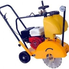 Taietor beton si asfalt cu motor Honda GQR300 - Motodebitator