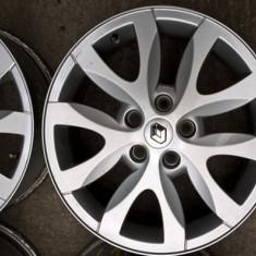 Jante originale Renault Megane3, Fluence, Laguna3, Latitude pe R17-5x114, 3 - Janta aliaj Renault, Numar prezoane: 5