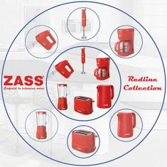 PACHET ELECTROCASNICE RED LINE ZASS Pachet Redline - Blender Zass, peste 800, De mana