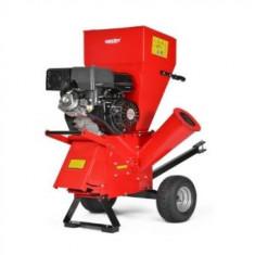 Tocator de crengi(gradina) pe benzina HECHT 6420, 13 CP, 50 mm - Aspirator/Tocator frunze