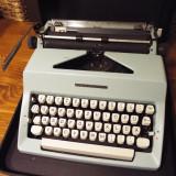 Masina scris mecanica OLYMPIA COLORTIP S - Masina de scris