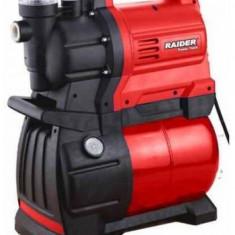 Hidrofor cu rezervor 1300 W, 24 L Raider RD-WP1300
