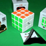 Cub Rubik 3x3x3 MoFangGe QiYi Sailing Profesional - 56mm - Jocuri Logica si inteligenta