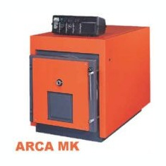 Centrala termica tip cazan Arca MK 120, 120.2 kW, Centrale termice pe gaz, Peste 40