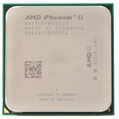 Amd Phenom II X4 955 Gaming Quad Core 3, 2 ghz socket AM3 - Procesor PC AMD, AMD Athlon II, Numar nuclee: 4, Peste 3.0 GHz