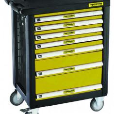 Dulap pentru scule cu 7 sertare echipat cu 220 piese Topmaster Profesional - Dulap scule Service