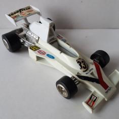 Jucarie colectie, masinuta veche plastic Formula 1, Roxy Toys no 306 Hong Kong - Jucarie de colectie