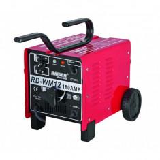 Aparat de sudura 60 - 180 A, 9, 6 kVA, 2 - 4 mm Raider RD-WM12 Raider Power Tools