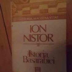 Istoria Basarabiei - Ion Nistor, 535699 - Carte Istorie