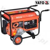 Generator Benzina Yato YT-85440, 25L, 230V, 21.7A, 5.0KW - Generator curent